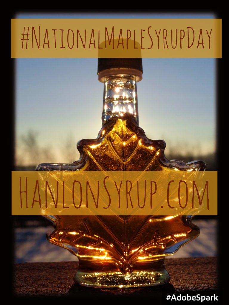 National Maple Syrup Day